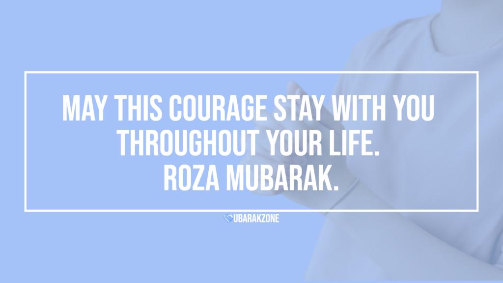 roza mubarak wishes messages - 01