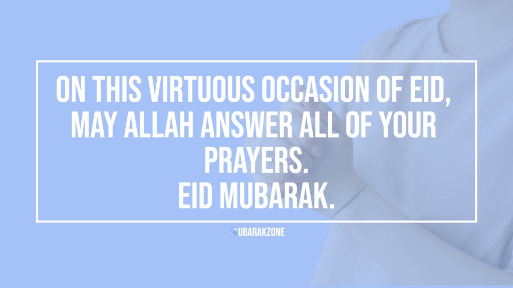eid mubarak wishes messages - 01